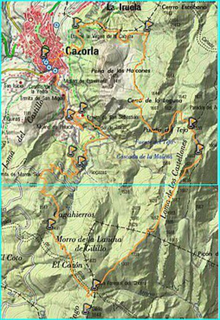 CIRCULAR CAZORLA-GILILLO-CAZORLA (27 de octubre)