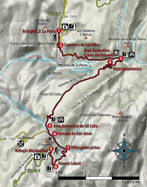 TRAVESíA SIERRA DE LAS VILLAS (27 y 28 de junio)3