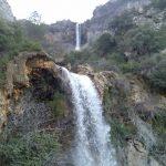 Paraje de la Osera, cascadas de la Osera y Chorrogil, fuente del tajo y pantano de Aguascebas (17-02-2019)